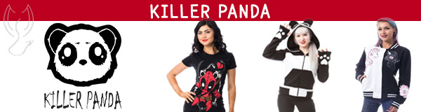 Vêtements Killer Panda
